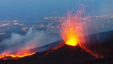 peligros de volcán - Yellowstone y Popocatepetl